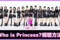 Who is Princess 視聴方法